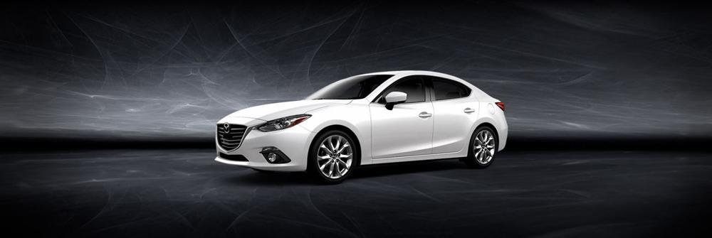 The Mazda3